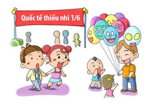 Lịch sử và ý nghĩa ngày Quốc tế thiếu nhi 1/6